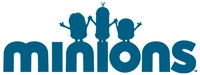 Minions logo - Minyonok puzzle