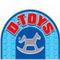 D-Toys puzzle logo - puzzlefutár